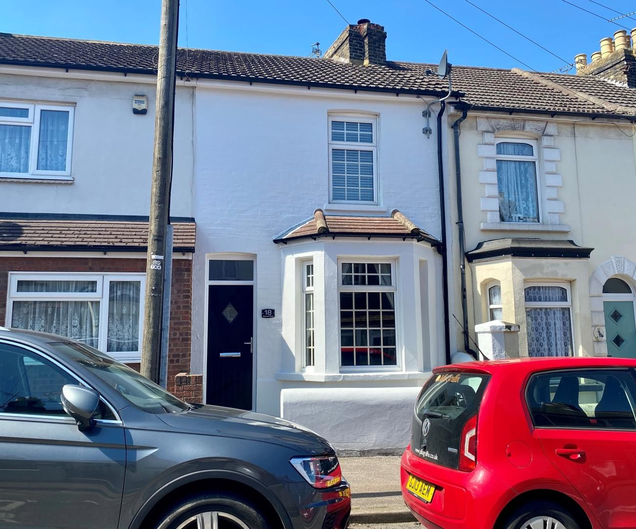 3 bed house for sale in Seaview Road, ME7