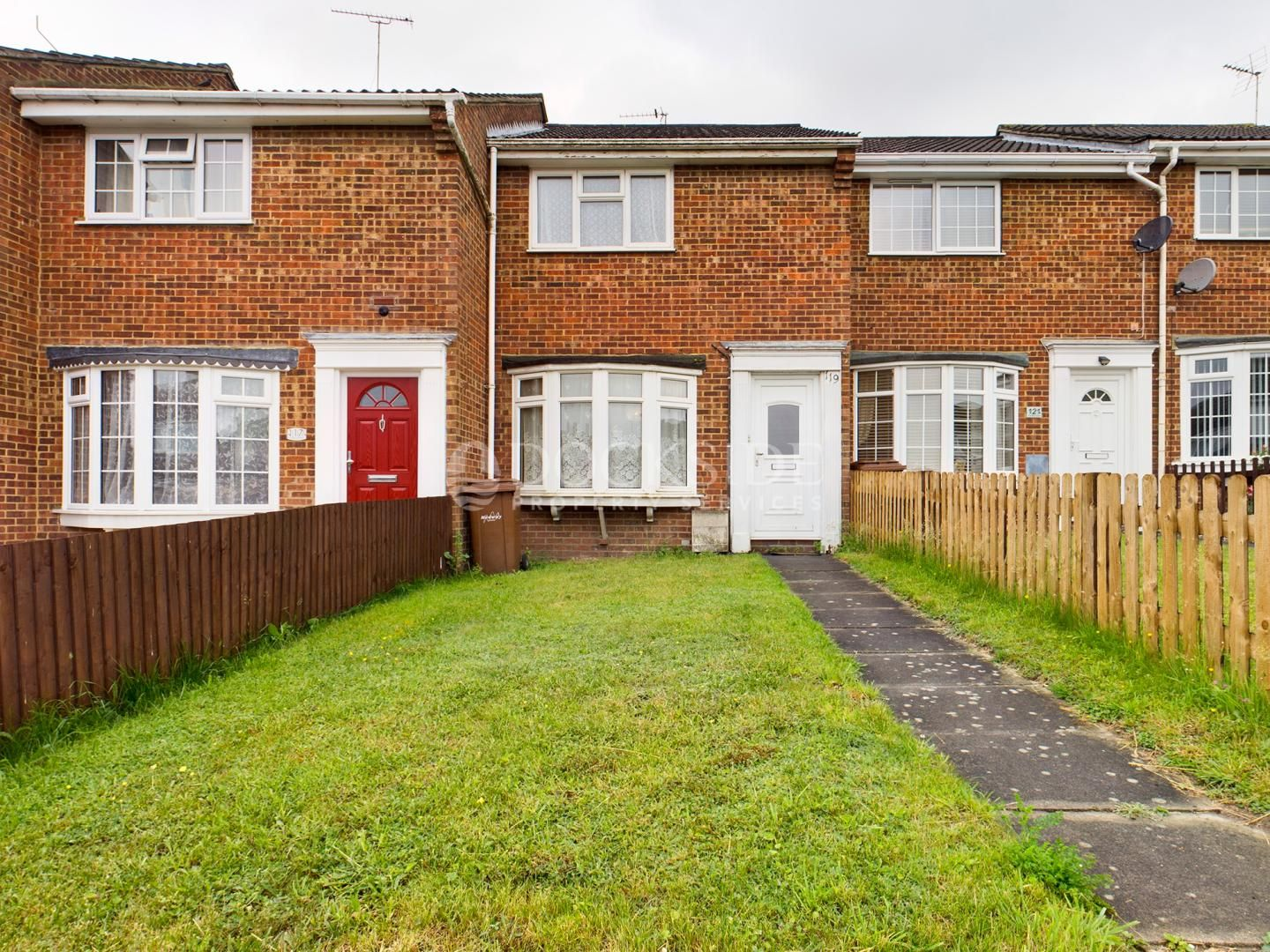 2 bed house for sale in Rushdean Road, ME2