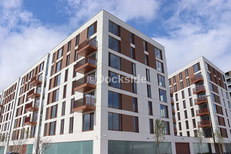 2 bed flat to rent in Chatham Waters, South Side Three Road  - Property Image 2