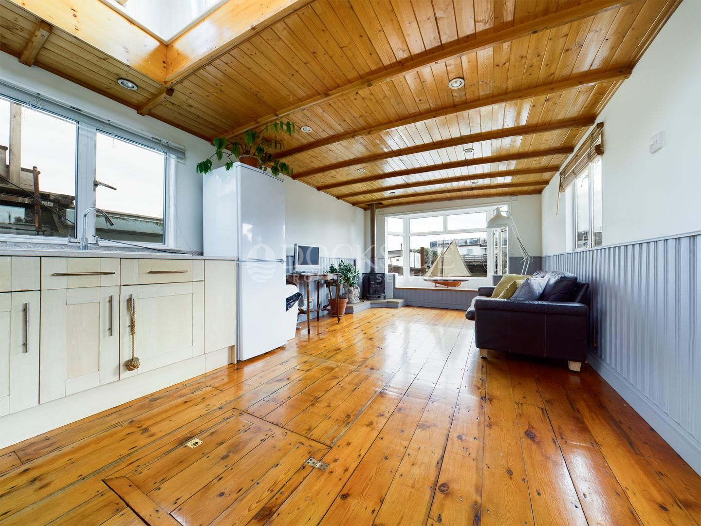 1 bed house boat for sale in Castle View, ME2