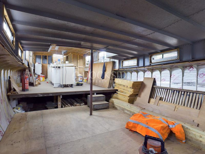 1 bed house boat for sale in Otterham Quay Lane, ME8