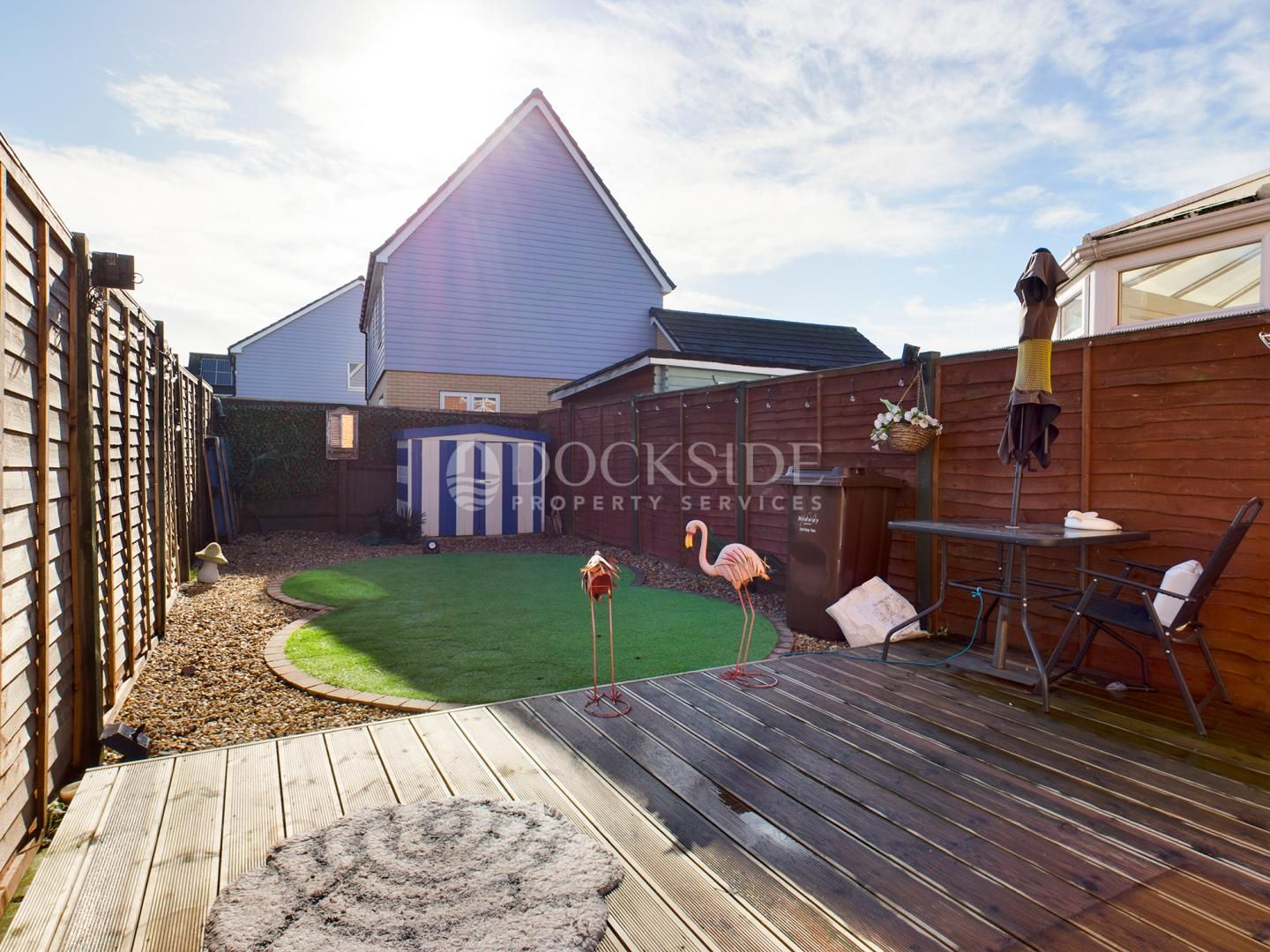 2 bed house to rent in Cheldoc Rise  - Property Image 1