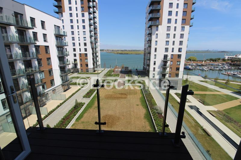 1 bed flat for sale in Pegasus Way, ME7