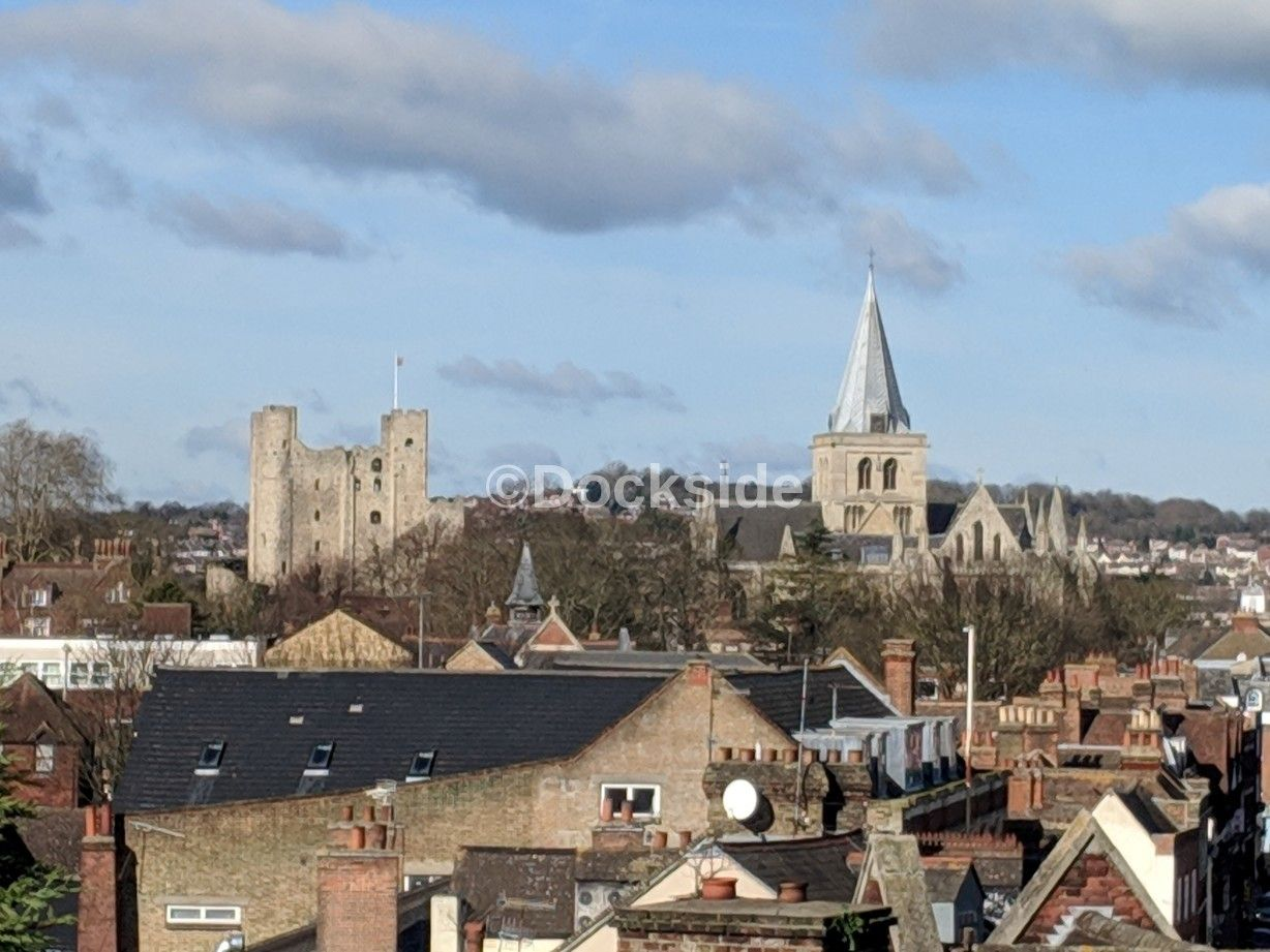 2 bed  for sale in High Street, ME1