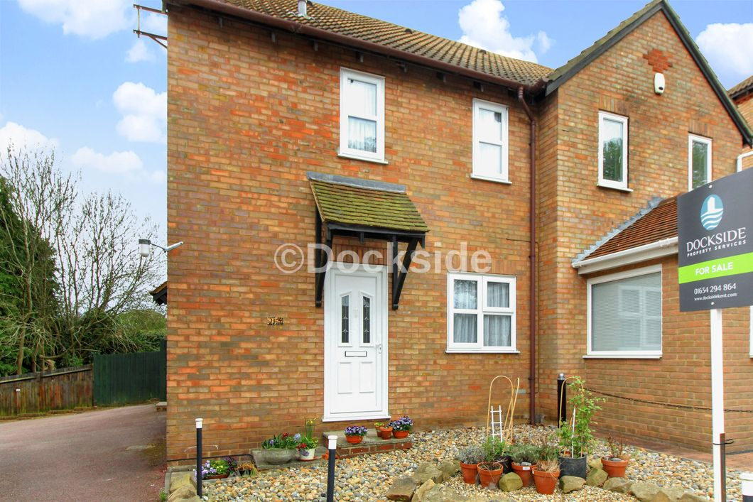 1 bed house for sale in Galleon Close, ME1