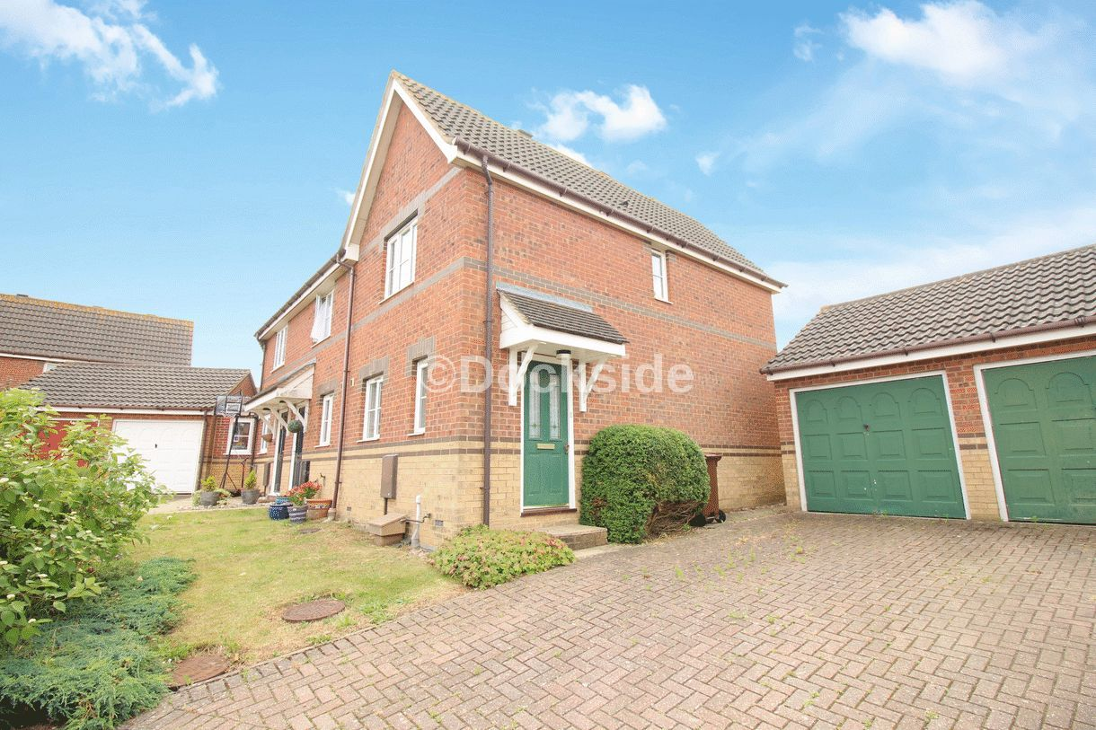 2 bed house for sale in Leaman Close - Property Image 1