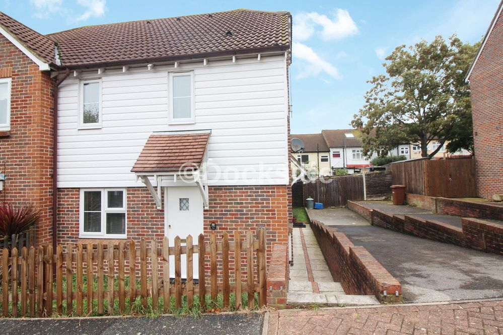1 bed house to rent in Carpenters Close, ME1