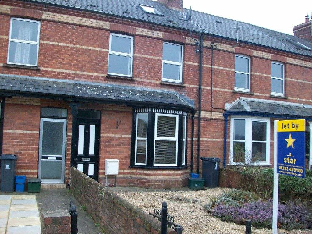 3 bed house to rent in Alexandra Terrace, Broadclyst, EX5
