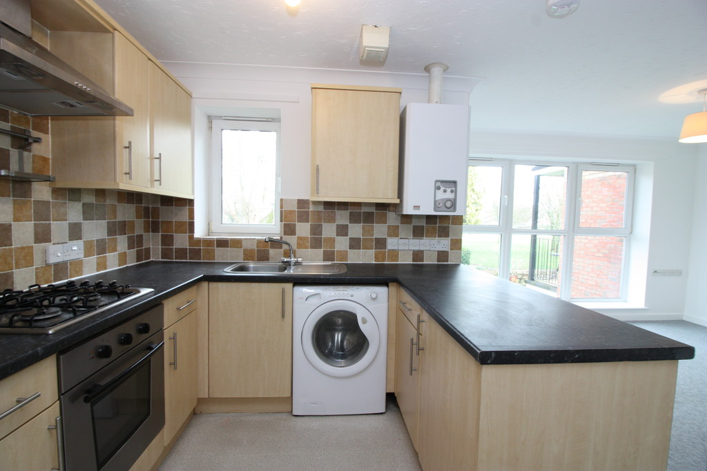 2 bed flat to rent in Park View, Prospect Place 4