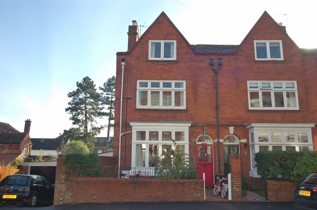 6 bed house for sale in Waverley Avenue, St James, Exeter, EX4