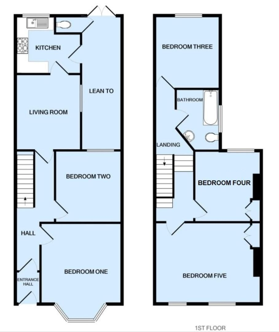 5 bed house for sale in Heavitree, Exeter - Property Floorplan