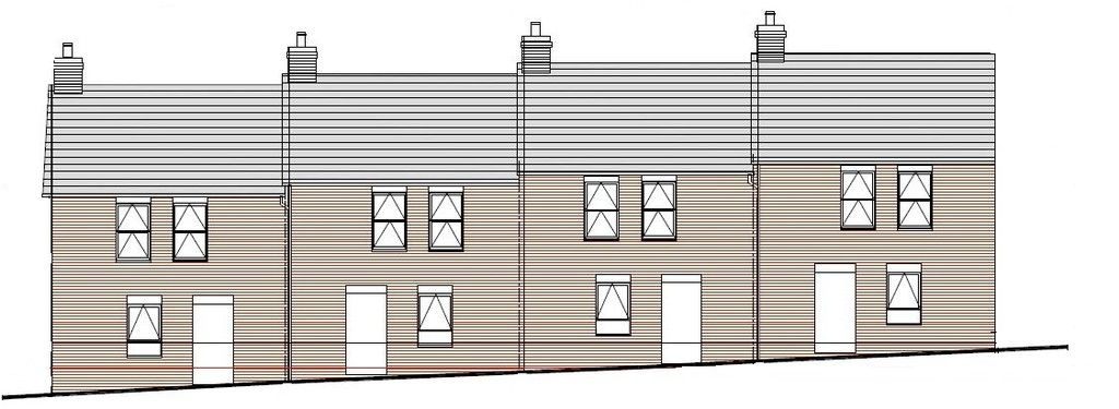 2 bed house for sale in Hoopern Street, St James, Exeter, EX4