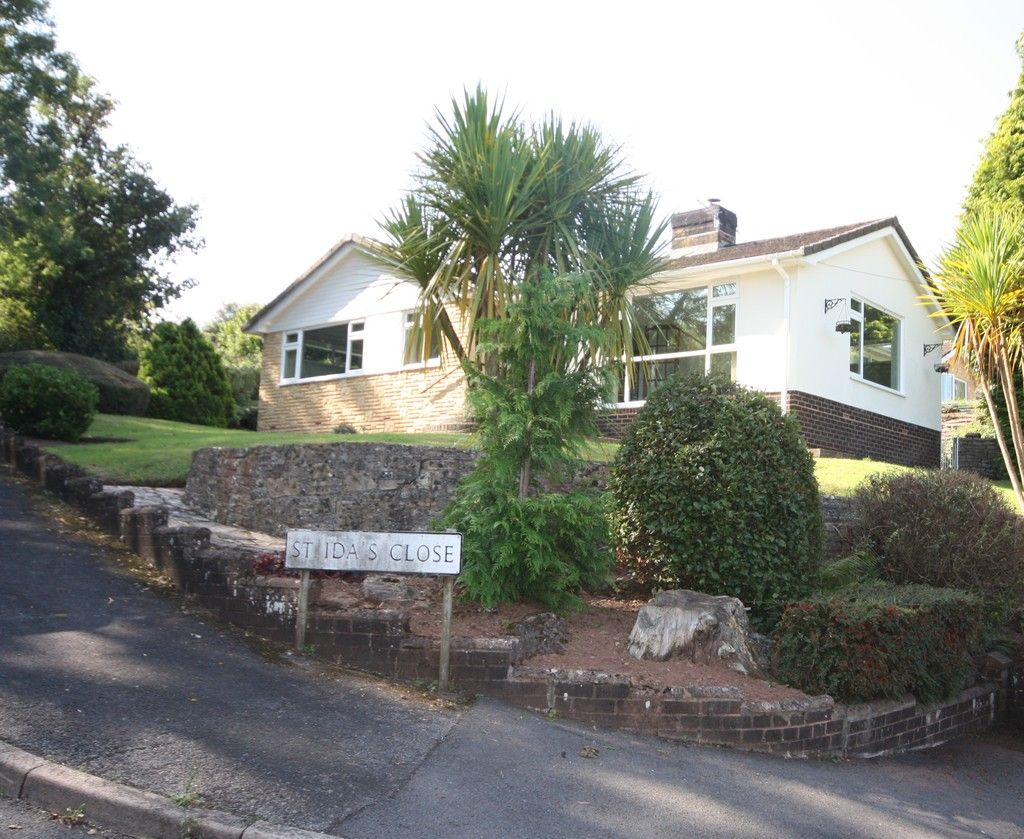 3 bed bungalow to rent in Ide, Exeter, EX2