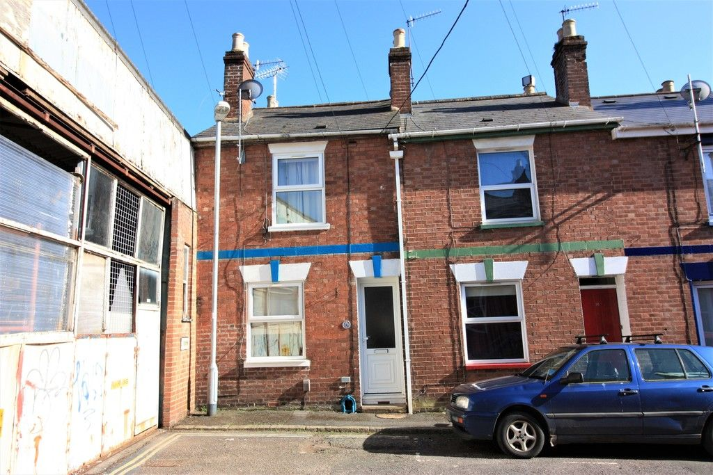 2 bed house for sale in St James, Exeter, EX4
