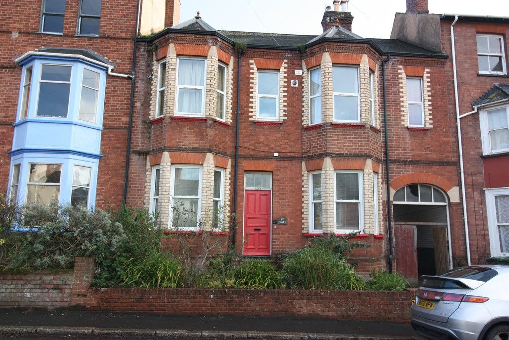 2 bed flat to rent in Old Tiverton Road, EX4