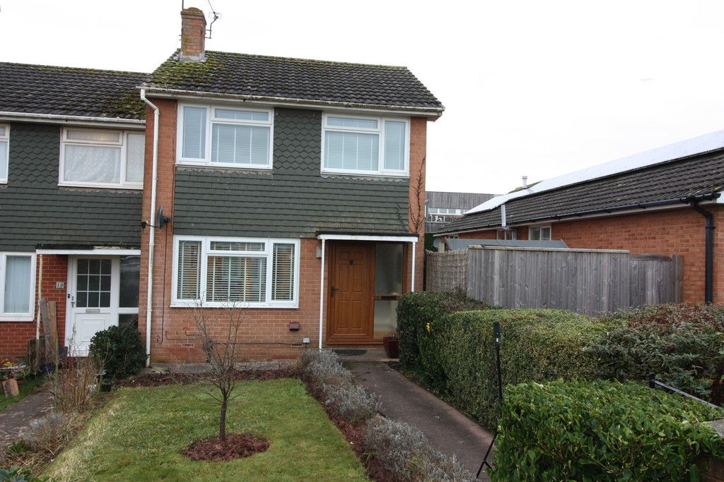 2 bed house to rent in Harrington Gardens, Pinhoe, Exeter - Property Image 1