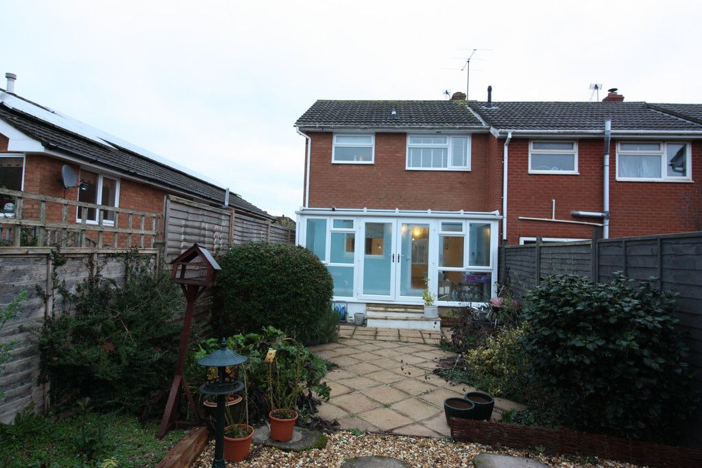 2 bed house to rent in Harrington Gardens, Pinhoe, Exeter  - Property Image 9
