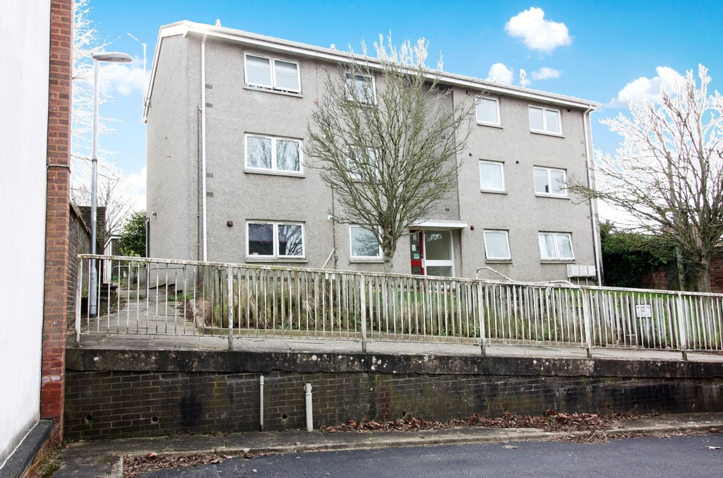 1 bed flat for sale in Sandford Walk, Newtown, EX1