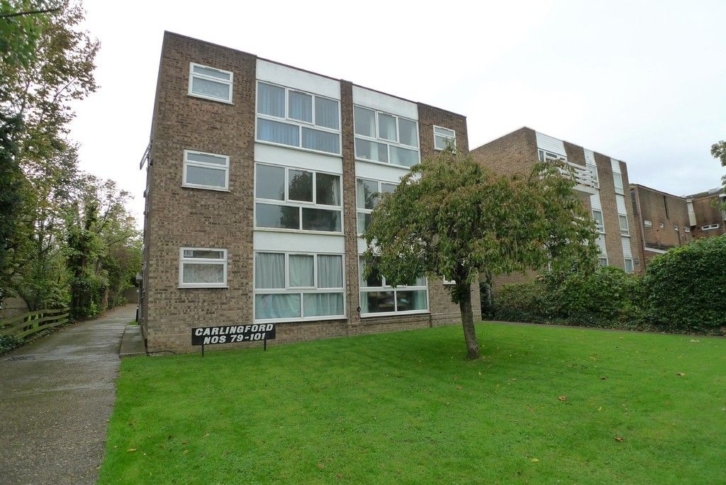 1 bed flat to rent in The Park, Sidcup, DA14, DA14