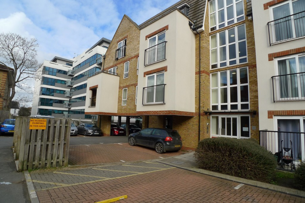 1 bed flat to rent in Hatherley Road, Sidcup, DA14 8