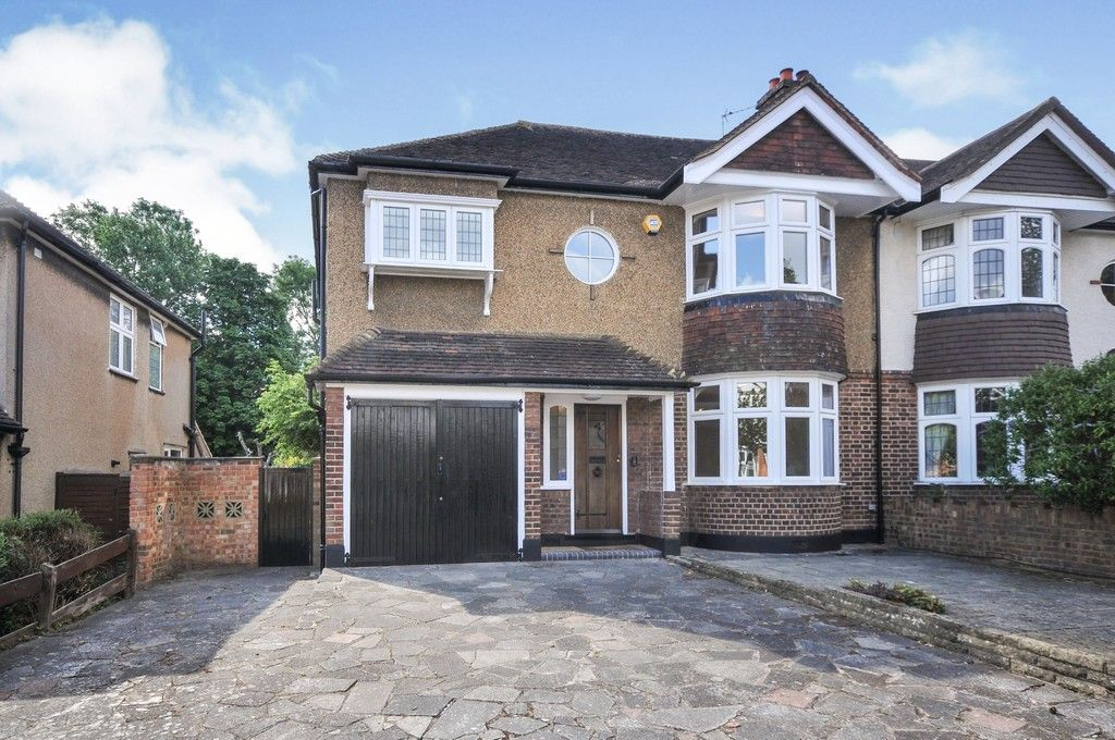 4 bed house for sale in Selborne Road, Sidcup, DA14, DA14