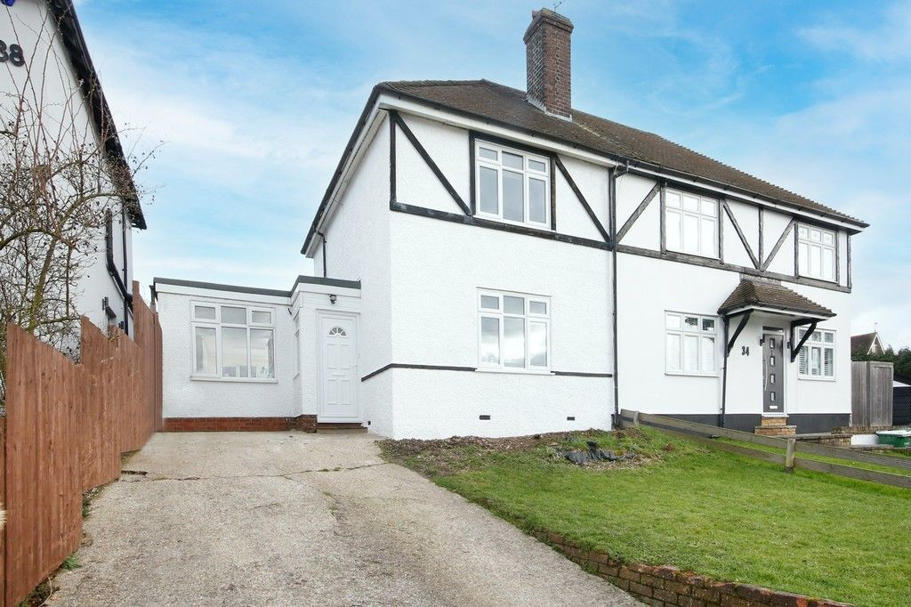 3 bed house for sale in Mount Culver Avenue, Sidcup, DA14 - Property Image 1