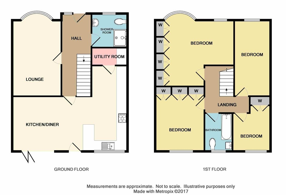 4 bed house for sale in Westbrooke Road, Sidcup, DA15 - Property Floorplan