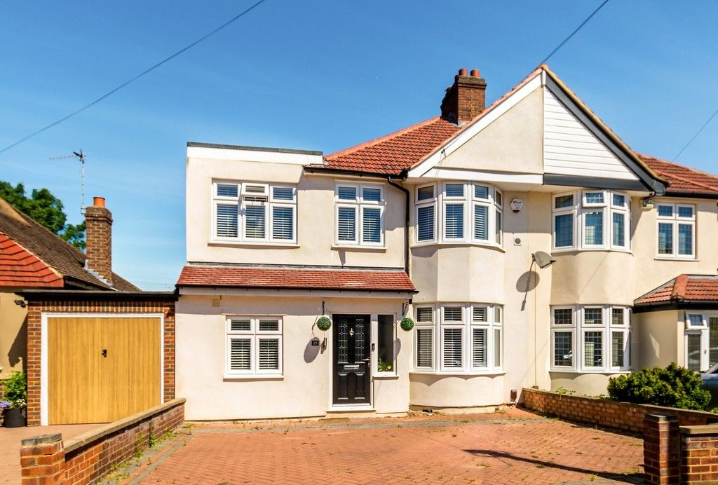 4 bed house for sale in Westbrooke Road, Sidcup, DA15  - Property Image 1