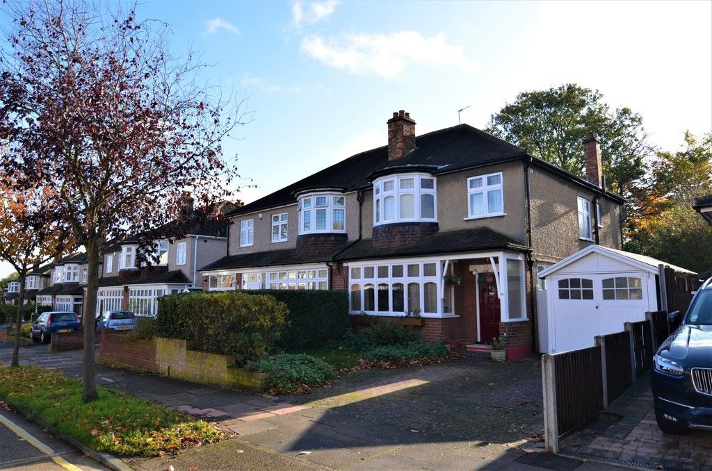 3 bed house for sale in Selborne Road, Sidcup, DA14  - Property Image 1