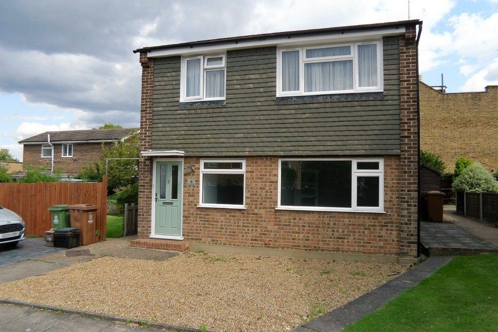 2 bed flat to rent in Gresswell Close, Sidcup, DA14, DA14
