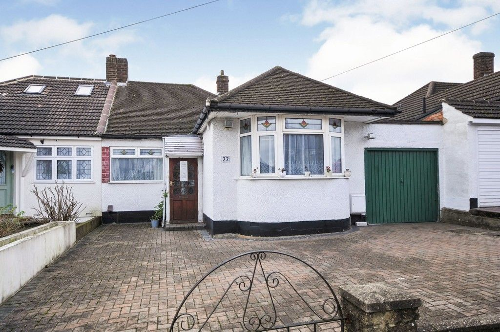 2 bed bungalow for sale in Harefield Road, Sidcup, DA14, DA14