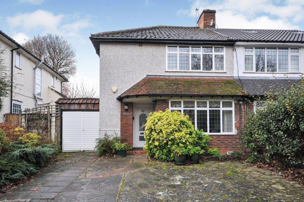 3 bed house for sale in Priestlands Park Road, Sidcup, DA15, DA15