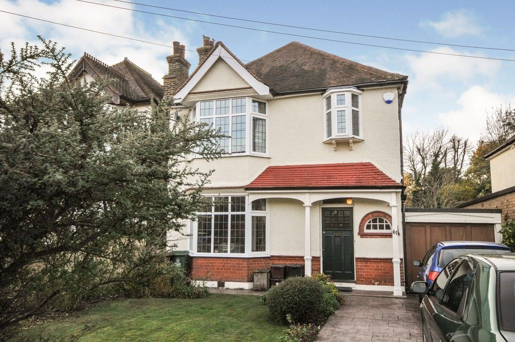4 bed house for sale in Birchwood Avenue, Sidcup, DA14  - Property Image 1