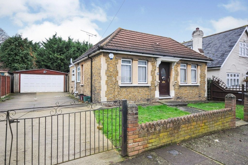 2 bed bungalow for sale in Suffolk Road, Sidcup, DA14, DA14