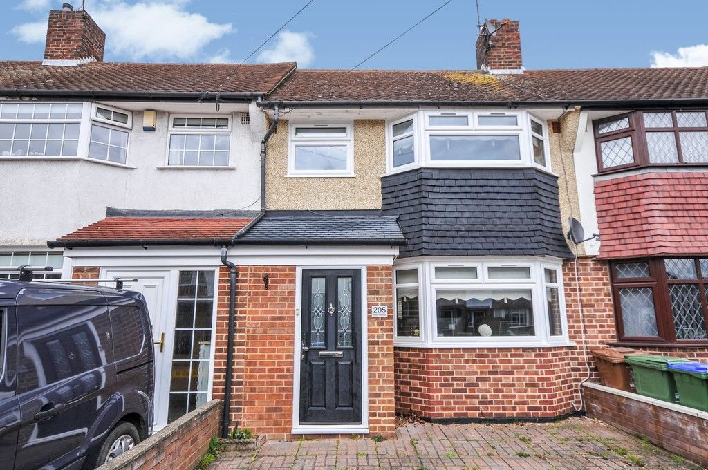 3 bed house for sale in Norfolk Crescent, Sidcup, DA15 - Property Image 1