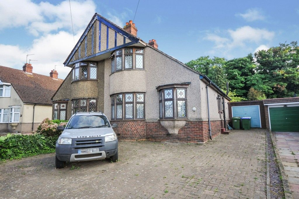 3 bed house for sale in Hurst Road, Sidcup, DA15, DA15