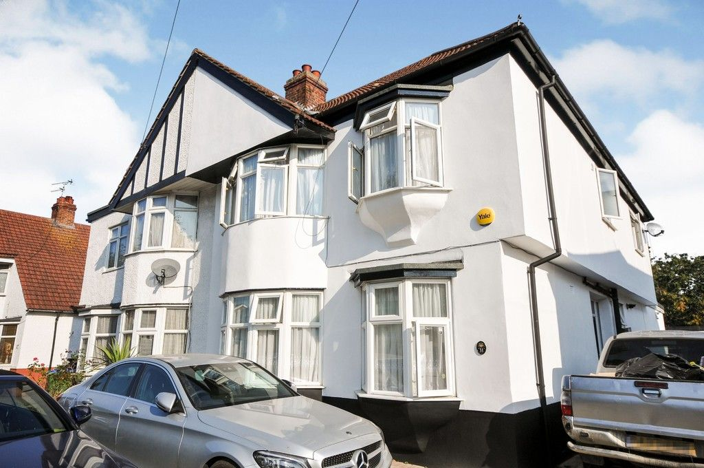 4 bed house for sale in Hurst Road, Sidcup, DA15  - Property Image 1
