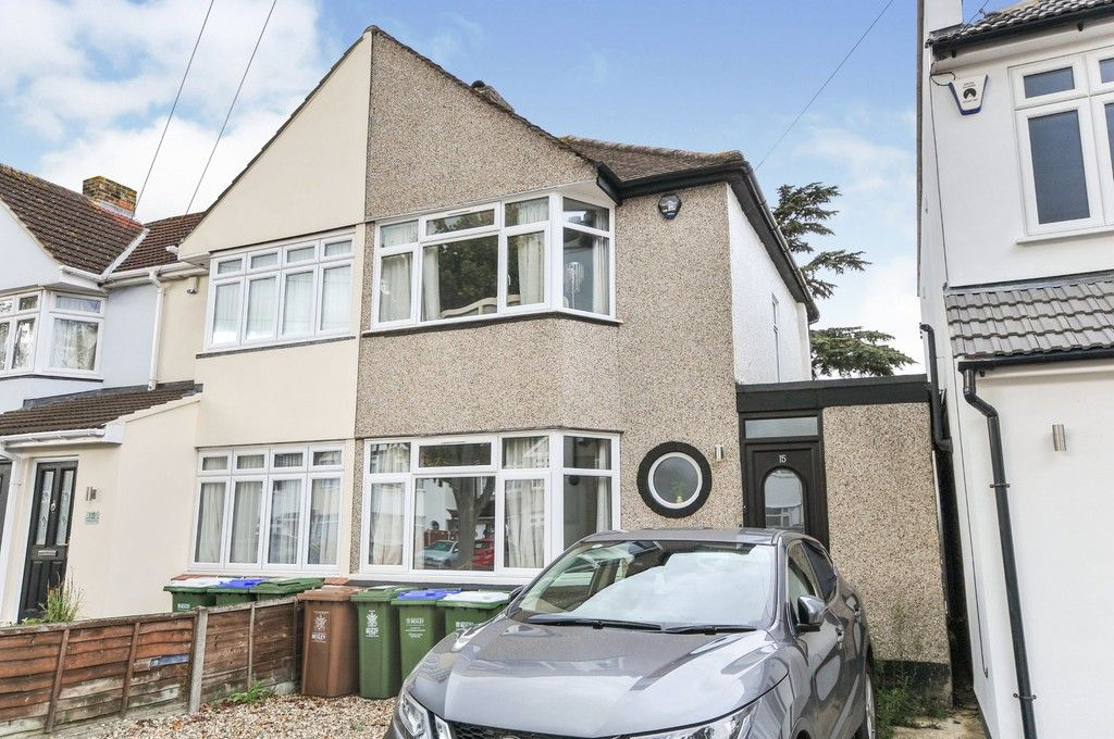 2 bed house for sale in Harborough Avenue, Sidcup, DA15, DA15