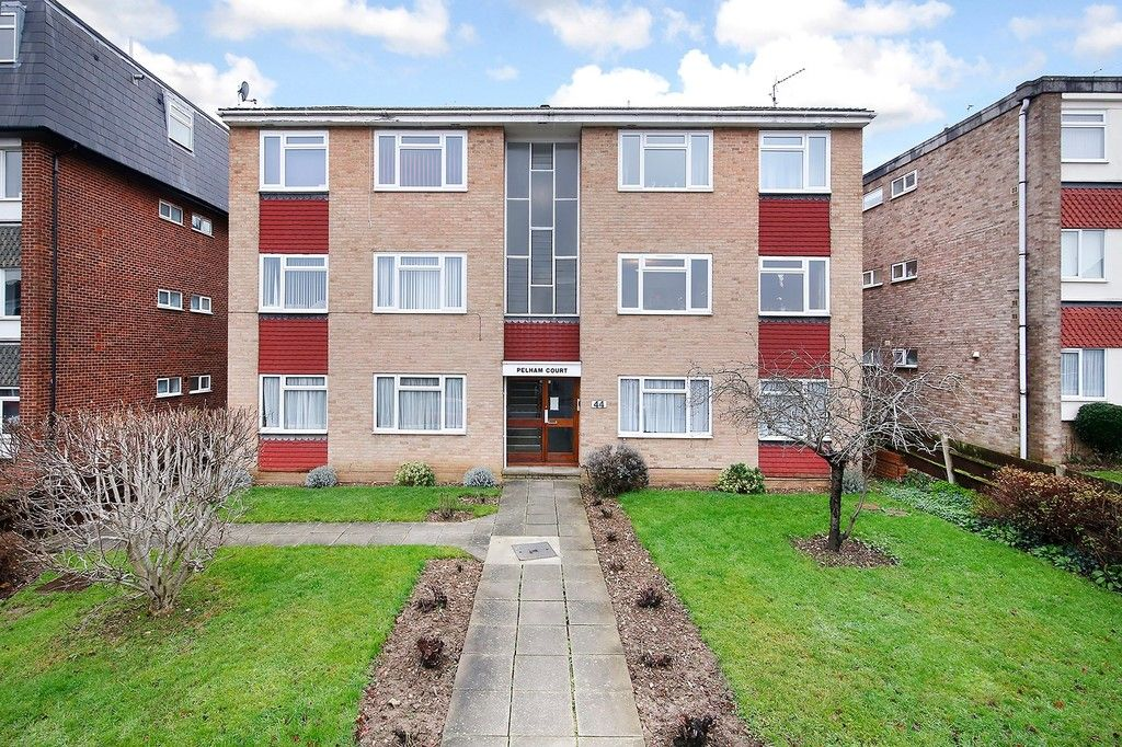 1 bed flat for sale in Hatherley Road, Sidcup, DA14 - Property Image 1