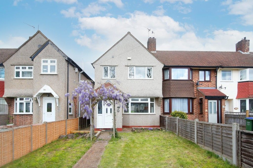3 bed house for sale in Berwick Crescent, Sidcup, DA15  - Property Image 1