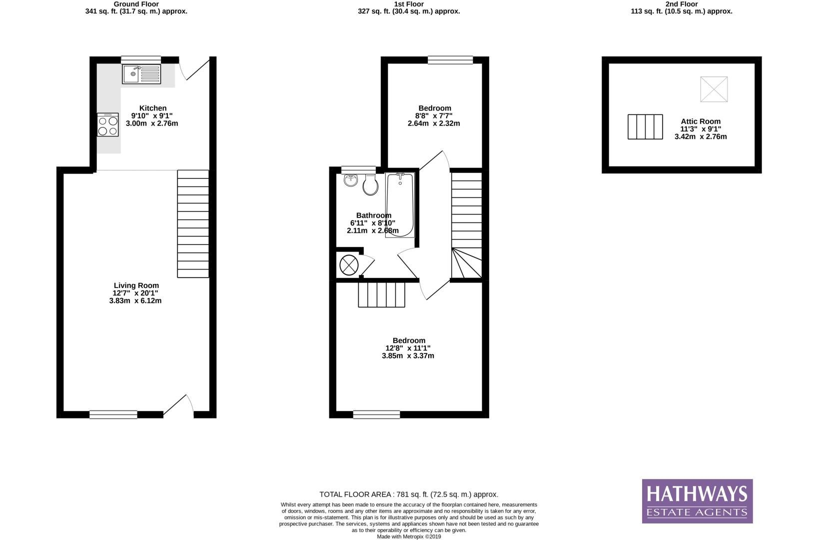 2 bed house for sale in Church Street  - Property Image 44