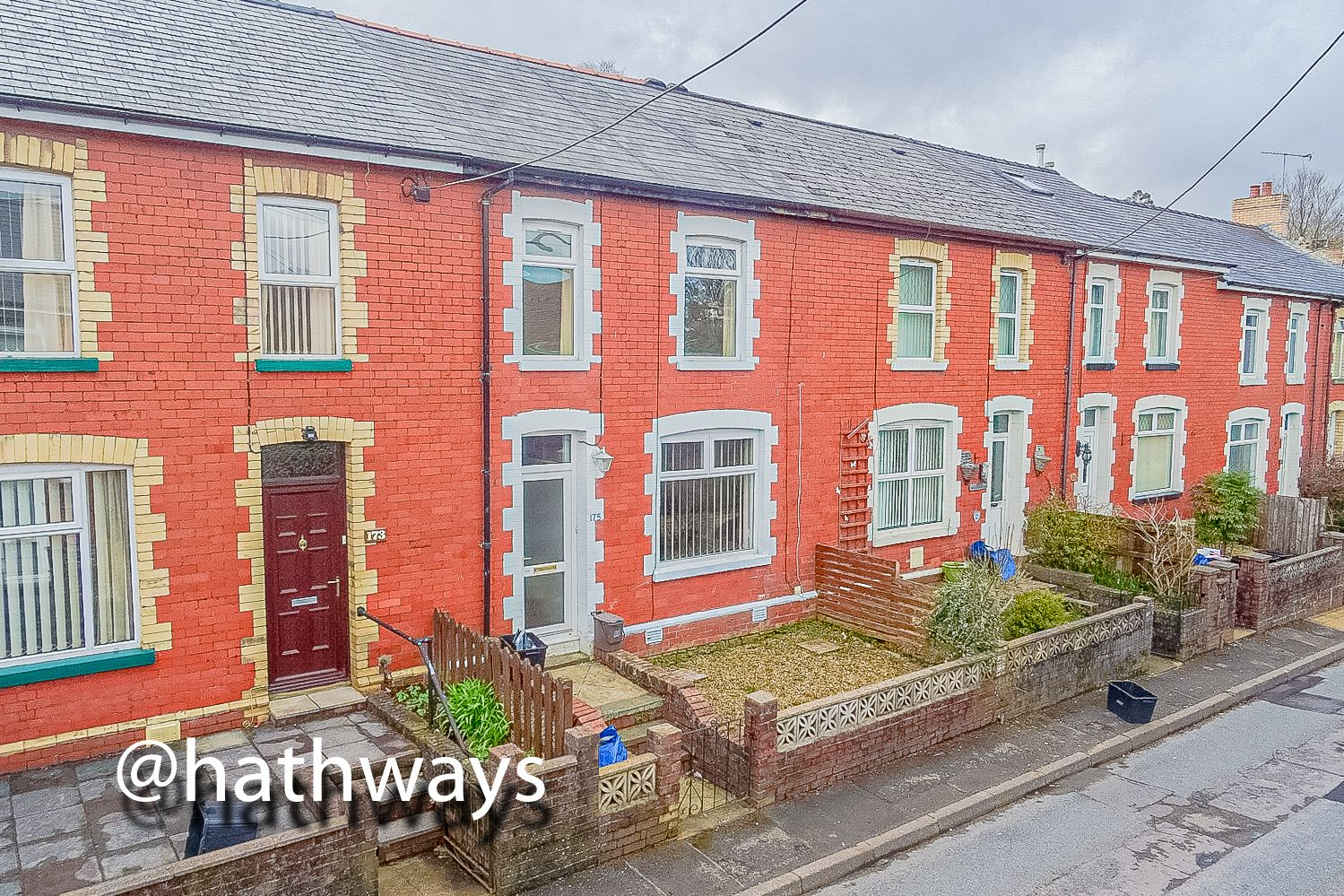 2 bed house for sale in Manor Road  - Property Image 1