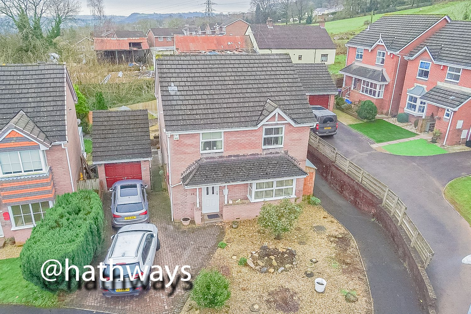 3 bed house for sale in Hawkes Ridge 1