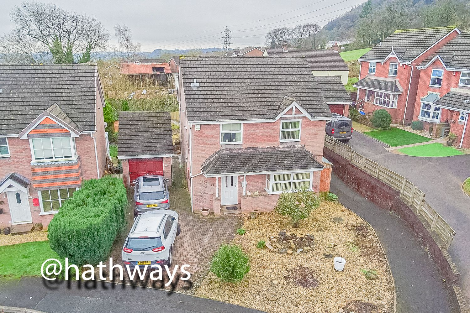 3 bed house for sale in Hawkes Ridge 55