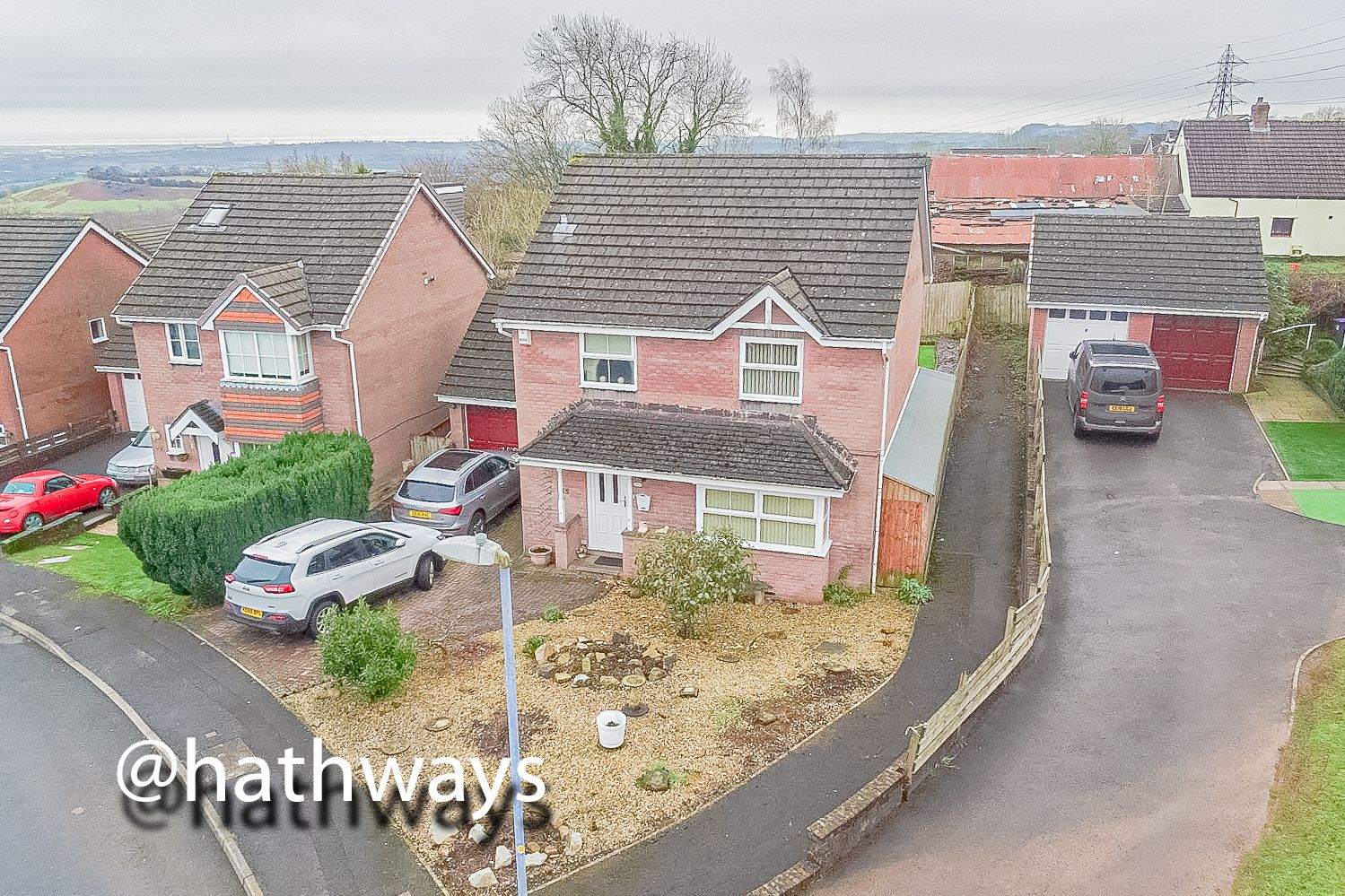 3 bed house for sale in Hawkes Ridge 58