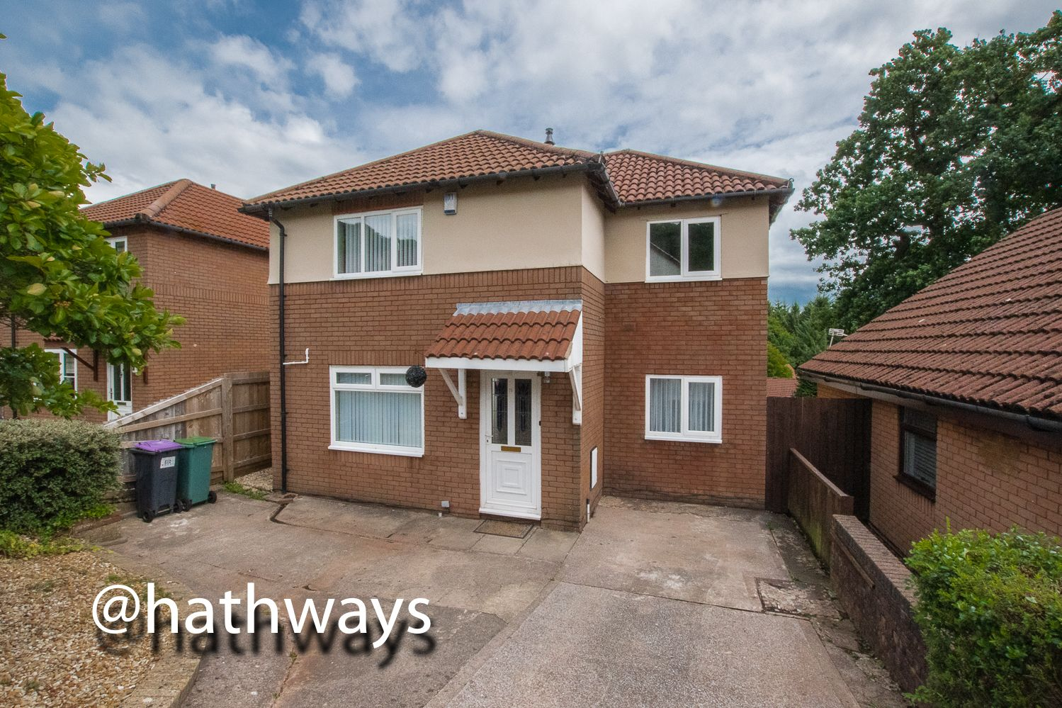4 bed house to rent in Daffodil Court, NP44