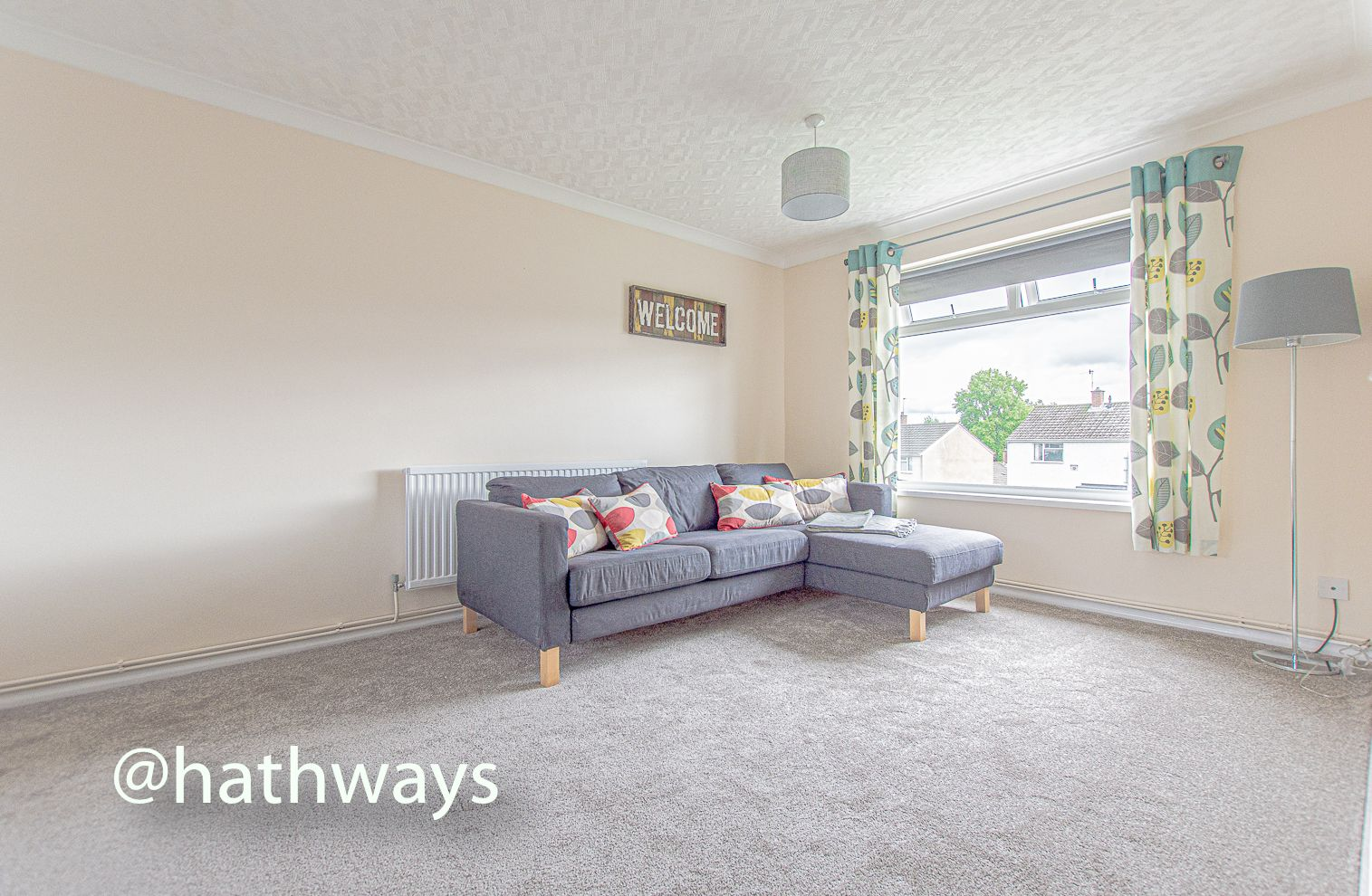 1 bed flat to rent in Henllys Way 1