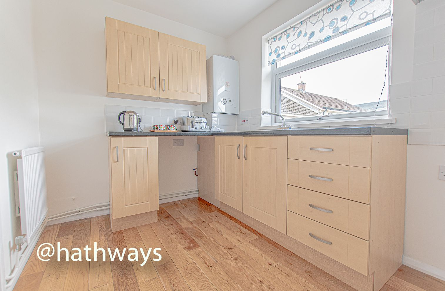 1 bed flat to rent in Henllys Way 17