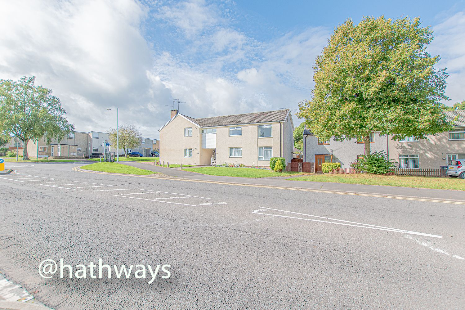 1 bed flat to rent in Henllys Way 25