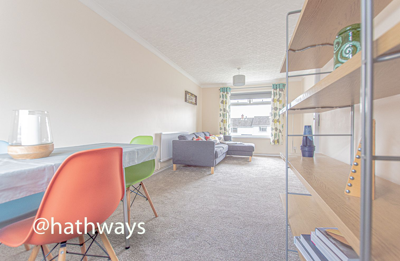 1 bed flat to rent in Henllys Way 9